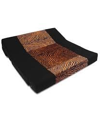 Bean Bag Sofa Pattern Zeal 3 Seater Sofa Bed With Free Bean Bag Buy Zeal 3 Seater