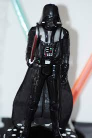 Darth Vader Christmas Tree Topper by Pretty Twinkle Party Star Wars Party