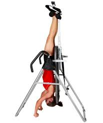 inversion table 500 lbs capacity body ch it8070 inversion table review