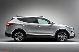 fe exam manual 2013 spied next gen hyundai santa fe ix45 coming in 2013 team bhp