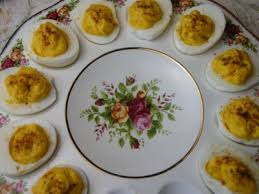 devilled egg platter deviled eggs a southern staple southern plate