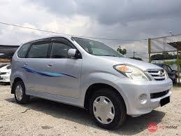 mpv toyota 2005 toyota avanza for sale in malaysia for rm18 000 mymotor