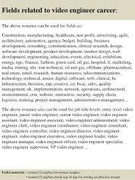 Sample Video Resume by Video Resume Example Building Supervisor Resume Sample Wall Street