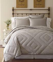 Comforter Thread Count Pendleton Primaloft Vintage Diamond Quilted 300 Thread Count Down
