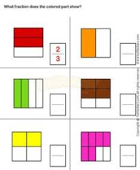 math worksheets grade 2 worksheets fractions worksheet