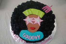 groovy cakes afro cakes specialty cakes birthday cakes small
