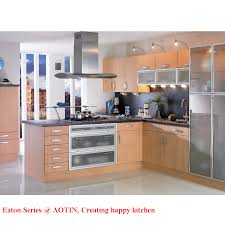 Buy Kitchen Furniture Melamine Kitchen Cabinet