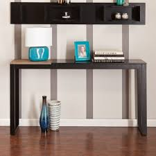Black Console Table Holly U0026 Martin Lydock Console Table White Hayneedle