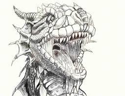 dragon pencil