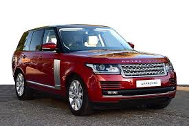White Range Rover With Red Interior Approved Used Land Rover Range Rover Used Range Rover For Sale