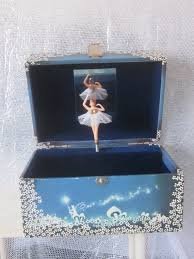 childrens jewelry box vintage child s musical jewellery box ballet theme plays swan