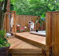 Backyard Patio Ideas Cheap by Outdoor Patio Privacy Ideas Home Design Ideas And Pictures