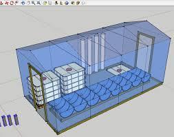 backyard aquaponics u2022 view topic 10x20 system design