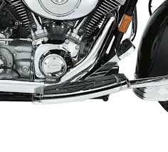 Motorcycle Footboards Harley Davidson Extended Reach Rider Footboard Kit 50409 04