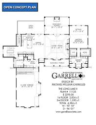 Lake Cottage Floor Plans Long Lake Ii House Plan House Plans By Garrell Associates Inc