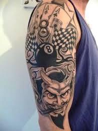 rockabilly tattoos on pinterest trailer trash cherry tattoos