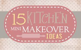 kitchen makeover ideas pictures get inspired kitchen mini makeover ideas how to nest for less