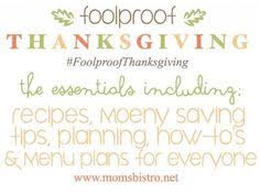 31 days thanksgiving menu planners includes 3 free printables