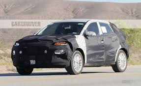 2018 kia subcompact crossover spy photos u2013 news u2013 car and driver
