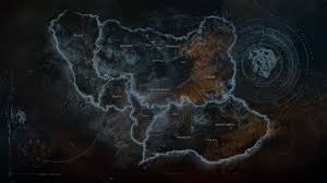 Dead Frontier Map Image Destiny Director Mars Map Jpg Destiny Wiki Fandom