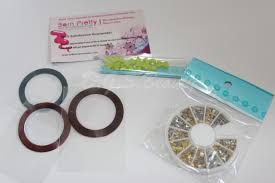 sponsored review born pretty nail art tape design lines set and