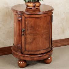 Storage End Tables For Living Room Exactly Solid Wood End Tables With Storage 24 To Glamorous End