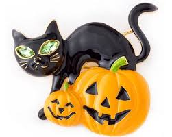 cat jewelry to add a little sparkle and shine to your halloween