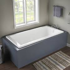 Bathtubs At Menards Eljer Merrick 72 Inch By 36 Inch Soaking Tub Product Detail