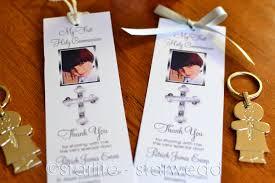1st communion favors personalized 1st communion favors simple decoration ideas classic