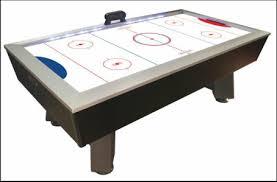 bubble hockey table reviews dmi sports phazer blaze air hockey table review details bubble