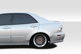 lexus is300 widebody welcome to extreme dimensions item group 2000 2005 lexus