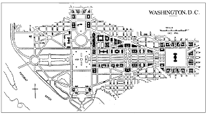 Map Washington Mall by The Shopping Mall Museum July 2010 Mall Map For Grapevine Mills A