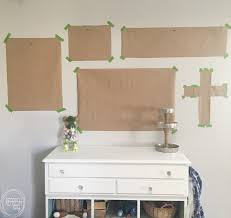 How To Design A Gallery Wall Design And Install A Gallery Wall The Easy Way Refresh Living