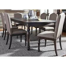 Liberty Furniture Dining Room Sets Liberty Furniture Catawba Hills Dining 7 Piece Table With Leaf