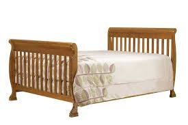 Davinci Mini Crib Mattress by Amazon Com Davinci Twin Full Size Bed Conversion Kit Chestnut