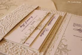classic garden wedding invitation zenadia design