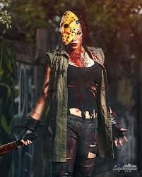 Jason Voorhees Halloween Costume 25 Happy Friday 13th Ideas Friday