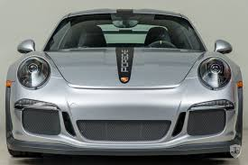 Porsche Gt3 Rs Msrp 2016 Porsche 911 Gt3 Rs In Scotts Valley United States For Sale On