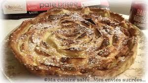 la cuisine de mes envies tarte pommes mascarpone et amande recette par ma cuisine salée