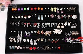 earring holder for studs jewelry earrings tray display jewelry studs trays display holder