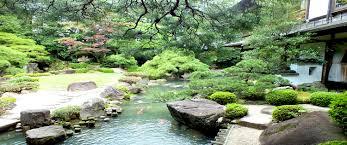 Pflanzen Fur Japanischen Garten Koiteich Koiteiche Japanischer Garten Moderne Gartengestaltung