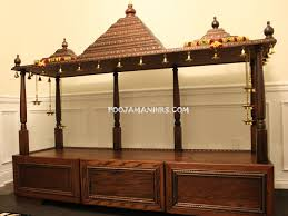pooja mandirs usa dhanishta collection false ceiling