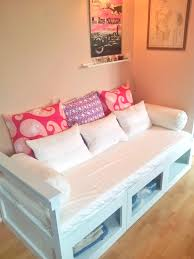 daybed with storage birdcages