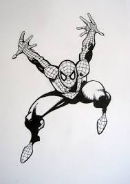 spiderman sketch by gothscifigirl on deviantart