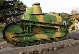 french renault tank the tanks of 1918 weaponsman