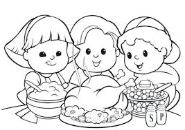 kindergarten coloring sheets pdf colouring pages thanksgiving page