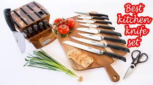 buy kitchen knives best kitchen knife set 10 best kitchen knife to buy in 2017 youtube