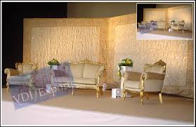 wedding anniversary backdrop designer wedding stages and indian wedding accessories