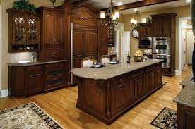 Colonial Kitchen Design Colonial Kitchen Design With Wooden Cabinets Colonial Kitchen