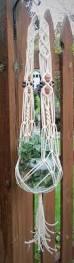 Modern Hanging Planter by 497 Best Macrame U0027 Images On Pinterest Macrame Plant Hangers